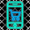 Cart Bag Mobile Icon