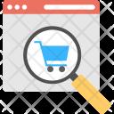 Online Store Internet Icon