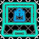 Bag Laptop Online Shopping Icon