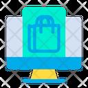 Bag Cart Ecomerce Icon