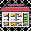 Online Shop Market Icon