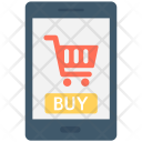 Online Shopping M Icon