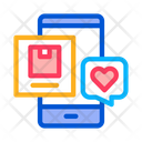 Phone App Customer Icon