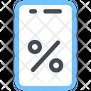 Discount Sale Mobile Icon