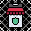 Mobile Shop Online Icon