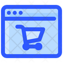 Internet Technology Online Shopping Website Online Shopping Icon