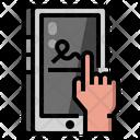 Online Signature Icon