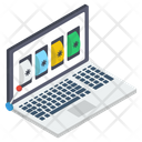Online Slot Game Icon