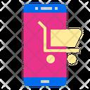 Online Smartphone Icon