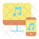 Online Song Icon