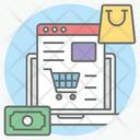 Online Spending Icon
