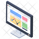 Online Statics Icon