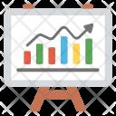 Online Stock Market Icon