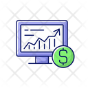 Online Stock Trading Online Stock Icon