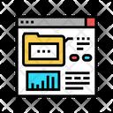 Electronic Folder Fix Icon