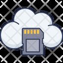 Sd Card Memory Storage Icon