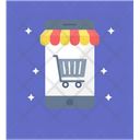 Online Store Icon