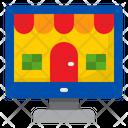 Market Ecommerce Online Icon