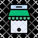 Ecommerce Online Store Icon