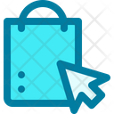Online Store App Online Shop Icon
