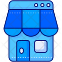 Online Shopping Online Store Shopping Store Icon