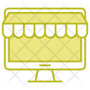 Store Online Marketplace Icon