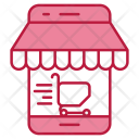 Online Store User Icon