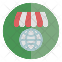 Shopping Online Store Store Icon