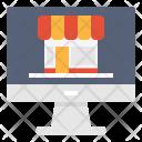 Shop Store Online Icon
