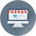 Commerce Online Shopping Icon