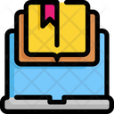 Laptop Education School Icon