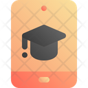 Online Class Education Icon