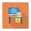 Device Computer Desk Icon