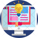 Education Study Learning Icon
