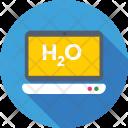 Online Study Formula Icon