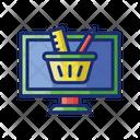 Online Supplies Supplies Office Icon