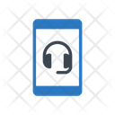Online Support Mobile Icon
