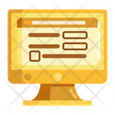 Monline Survey Icon