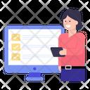 Business Survey Web Survey Online Survey Icon