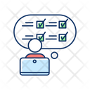 Online Survey Participant Icon