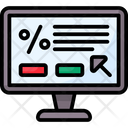 Online Tax Pay Icon