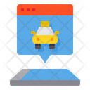 Mobile App Browser Smartphone Icon