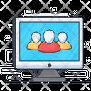 Online Team Icon