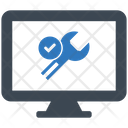 Technical Online Help Icon