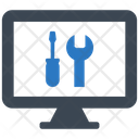 Service Support Online Icon