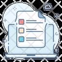 Online Exam Online Test Online Examination Icon