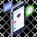 Online Paper Online Test Online Exam Icon