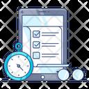 Online Testing Online Exam Examination Icon