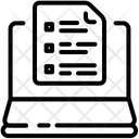 Online Testing Programming Reputation Icon