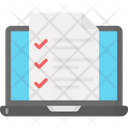 Online Testing Icon